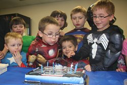 Henry Ebert's 7th Birthday Party
