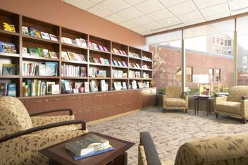 Our Resource Center offers educational literature, books, videos and other resources to patients and their caregivers.