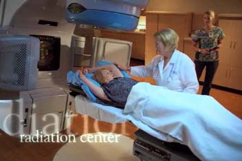 Trilogy® Linear Accelerator offers higher doses of radiation in shorter time, while minimizing damage to surrounding normal tissues and organs.